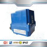 Válvula de mariposa con el fabricante de los actuadores neumáticos