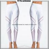 2017 Nuevo estilo señoras ropa deportiva personalizada de pantalones de yoga