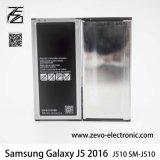 Batterie initiale Eb-Bj510cbe de téléphone mobile pour la galaxie J5 2016 J510 Sm-J510 de Samsung