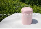 Розовое белое хранение оцинкованной стали может