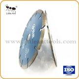 Lâminas de serra de diamantes sinterizados quente de mármore, granito, concreto, material de Pedra