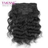 Vigin cabello suelto ola Clip Hair Extension