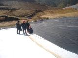 HDPE Textured material 100% de la Virgen del HDPE Geomembrane para el terraplén