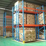 Коробка для хранения склада балки стеллажа для поддонов
