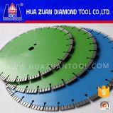 Lâminas concretas superiores do diamante de Huazuan