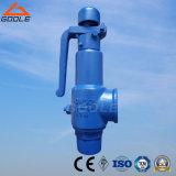 Válvula de escape rosqueada da segurança da pressão de /Stainless aço de bronze (A27H/A27Y)