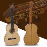 Гитара Flamenco согласия мастерская ровная твердая испанская