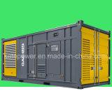 motor Diesel Containerized Kta38-G5 do gerador de 1000kVA Cummins