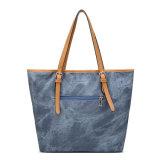 贅沢な大きいトートバックは上扱うハンドバッグのお母さん袋のショッピング・バッグ(WDL0872)を