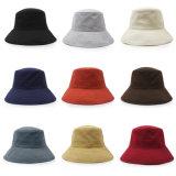 Cappello multicolore della benna del cotone di svago di stile semplice