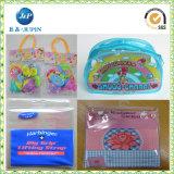 カスタマイズされた印刷PVCジッパーロック袋(JPplastic027)