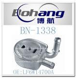 Radiatore dell'olio di Mazda della parte di recambio dell'automobile di Bonai (LF6W14700A)