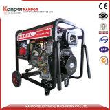 Kanpor 1.7Kw-6.5kw Tipo Aberto gerador diesel Arrefecidos a ar