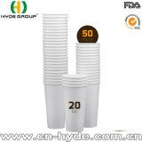 뚜껑 (HDP-1510-7)를 가진 단 하나 벽 처분할 수 있는 12oz 커피 종이컵
