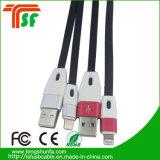 Câble de caractéristiques de la foudre USB de connecteur de qualité