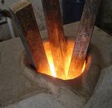 Средняя частота индукционного нагрева плавильная печь для медных и алюминиевых и стальных/Iron 3-200 кг