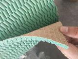 onderstroom van het Tapijt van het Schuimrubber van 7mm de Comfortabele Vochtbestendige