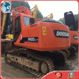 Second Hand utilisé la machinerie de construction Doosan Dh excavatrice220-7