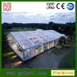 Дешевый шатер венчания партии с ясной крышей и бортовыми стенами
