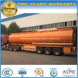 45000 litres pétrolier Tri-Alxe BPW remorque remorque de camion de réservoir de carburant