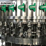 Les boissons gazeuses peuvent sertissage de la machine de remplissage