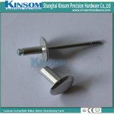 O rebite Semi tubular do alumínio 5052 monta com rebite das cortinas