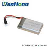 bateria de Lipo das peças sobresselentes de 902540pl 3.7V 650mAh Quadcopter
