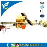 Komprimierte hydraulische automatische Ziegelstein-Maschinen-/Lehm-Ziegelstein-Maschine der Massen-Qt4-10 für Verkauf