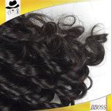 10A一等級のブラジルの深い織り方の毛の拡張