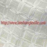 Tingidos de tecido de algodão Jacquard para mulher casaco vestido vestido calça