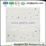 Material de Construção Wholesales Forro falso de alumínio Painel decorativo