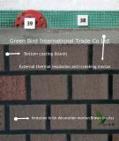 Rdp del polvo del polímero de Vae Redispersible de los añadidos del pegamento del enlace del azulejo de suelo