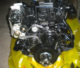 Motor diesel de Dcec Cummins con el gobernador eléctrico Isd285 50 para el coche del carro del vehículo