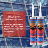 Lacune veloci della cura del mattone poco costoso di prezzi che riempiono il sigillante acrilico del silicone