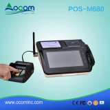 POS-M680移動式NFCターミナルPOSの電子式金銭登録器機械