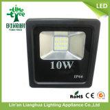 10W SMD 100lm/Wの高い発電の照明LED洪水ライト