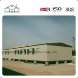 Two Stories K Standard Prefab House for Oil Gas Coal Undermines Workers Dormitory