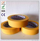 Relieve satinado blanco de lágrima fácil de cinta de protección de PVC