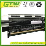 Oric HT180-E4 sublimation directe avec quatre de l'imprimante DX-5 de la tête de l'imprimante