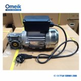 Elektromotor 0.09kw 0.12HP des einphasig-230V