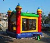 子供のための小さい弾力がある家安い価格の子供のための少し膨脹可能な城の警備員