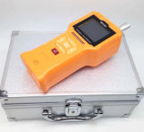 携帯用可燃物0-100%Lelのガス探知器(前)