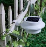 L'indicatore luminoso alimentato solare ha progettato per il dispersore