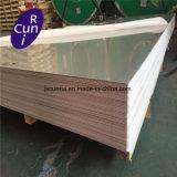 Papel revestido ASTM AISI 316TI 1.4571 2b da Folha de aço inoxidável