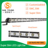 120W diodo emissor de luz Extraljusramper de Svangd da rampa do diodo emissor de luz de 20 polegadas