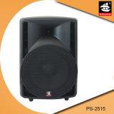 15 Zoll PROpa-Systems-Plastik-DJ-im Freien passiver Lautsprecher PS-2515