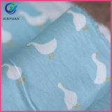 Tessuto 100% di cotone del tessuto dello strato del cotone dei fornitori della Cina per il lenzuolo in rullo