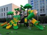 2018년 위락 공원 플라스틱 아이들 옥외 운동장 장비 (HS05901)