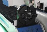 Puerta de la fibra que hace la cortadora 1530 del laser de la fibra del carbón de Ele del precio de la máquina del CNC azul del elefante