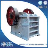 Máquina modelo de la trituradora de quijada de la fábrica de PE250*1000 China para el proceso mineral